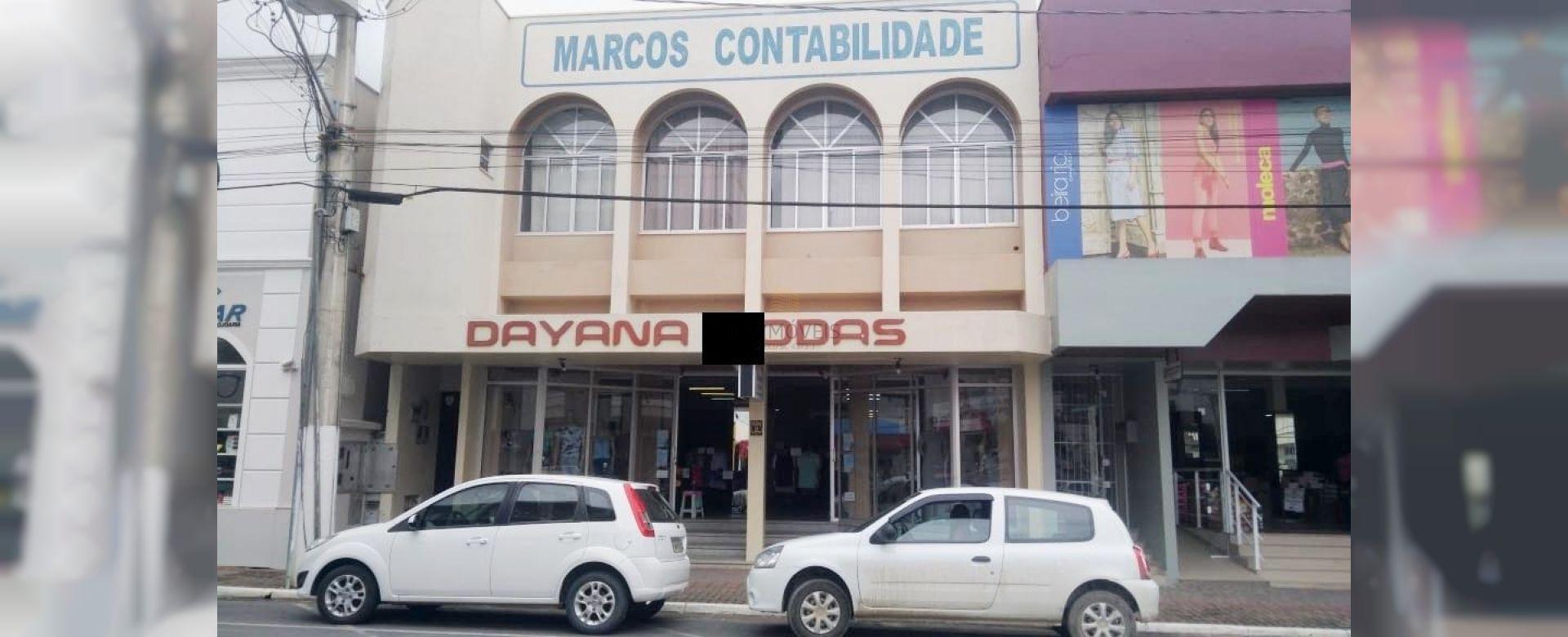 PRÉDIO COMERCIAL - CENTRO DE ITUPORANGA/SC - Ituporanga/SC, CENTRO