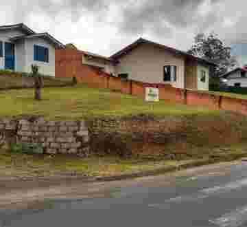 Casa - Centro, Braço do Trombudo. - Braço do Trombudo/SC, Centro
