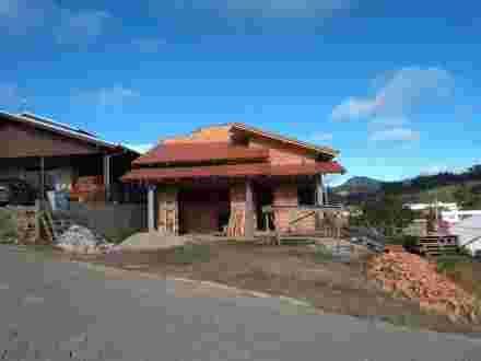 Casa-centro-Chapadão do Lageado - Chapadão do Lageado/SC, Centro