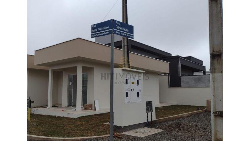 CASA GEMINADA - DISTRITO INDUSTRIAL - ITUPORANGA/SC