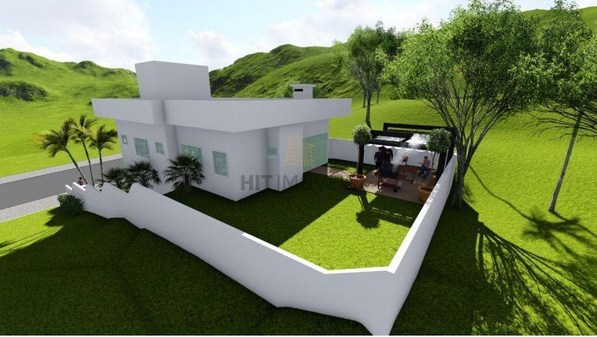 Casa-jardim America-Ituporanga-SC