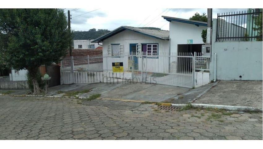 Casa-Rua João Henrique Wiese-Ituporanga-SC