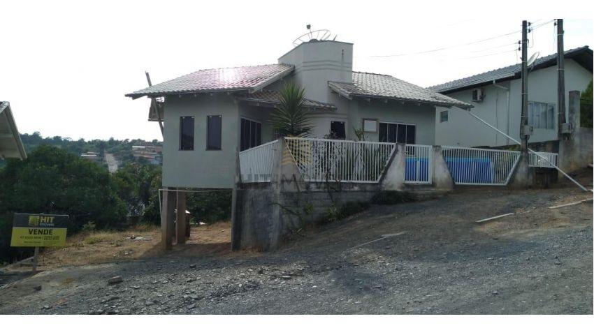Casa- Rua Vendolino Knis-Bairro Boa Vista- Ituporanga-SC
