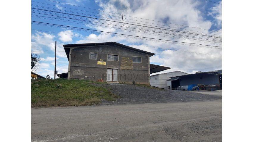 Galpão- Avenida Evaldo Prim- Ituporanga-SC