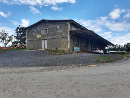 Galpão- Rua Evaldo Prim - Ituporanga-SC - Ituporanga/SC, distrito Industrial