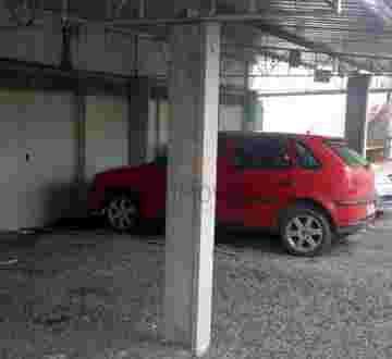 Garagens - Ituporanga/SC, Centro