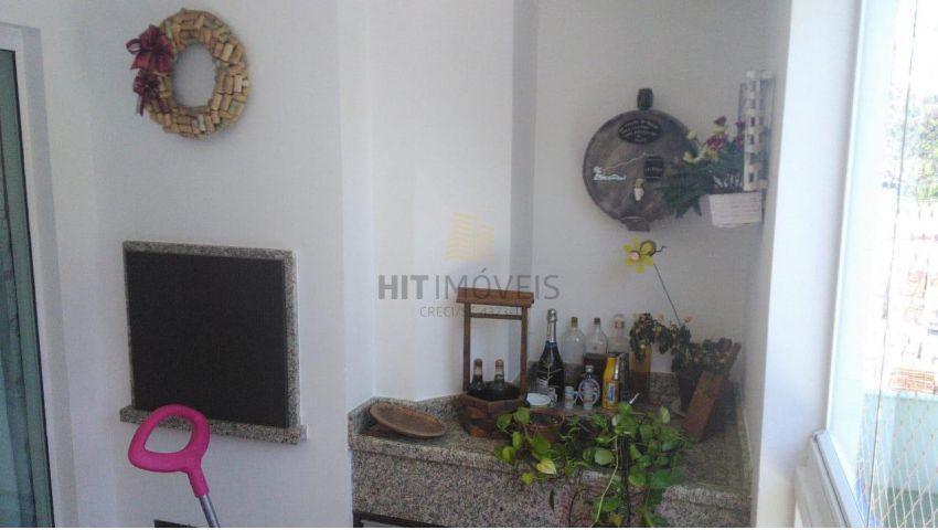 Apartamento-Rua Samuel Morse-Blumenau-SC