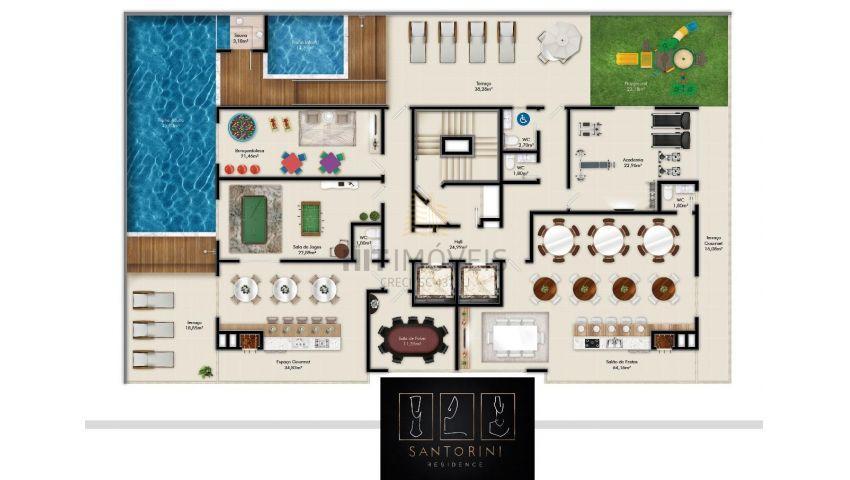 Apartamentos - Porto Belo/SC