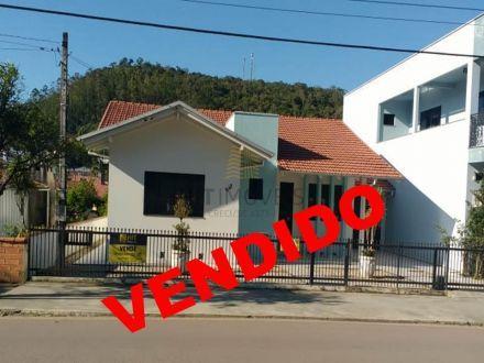 Casa bairro Centro, Ituporanga. - Ituporanga/SC, centro