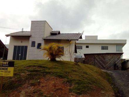 Casa - Lot. Girassol, Ituporanga - Ituporanga/SC, Gabiroba