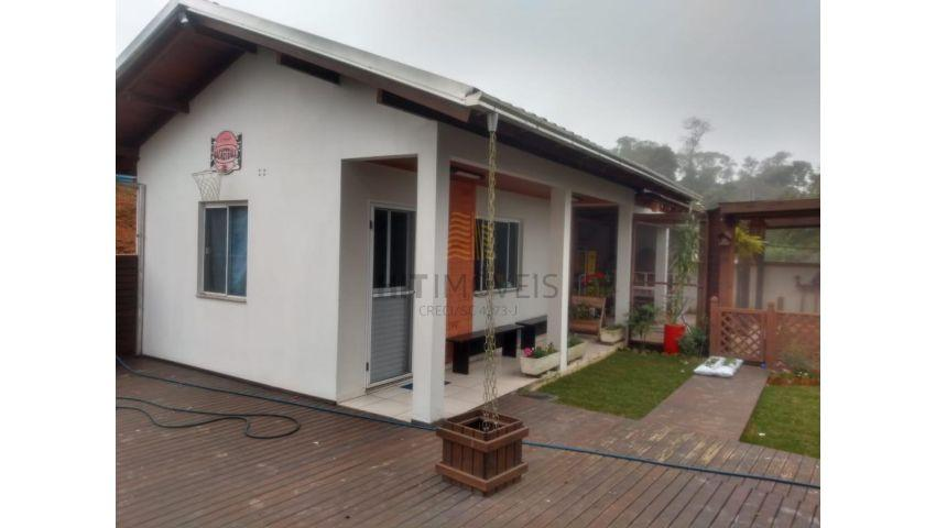 Casa - Rio Batalha, Ituporanga-SC