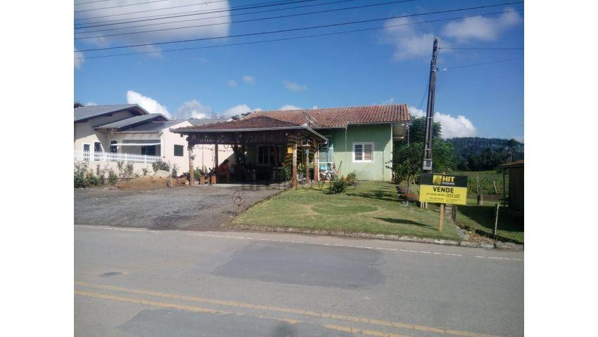 Casa - Seminário, Ituporanga.