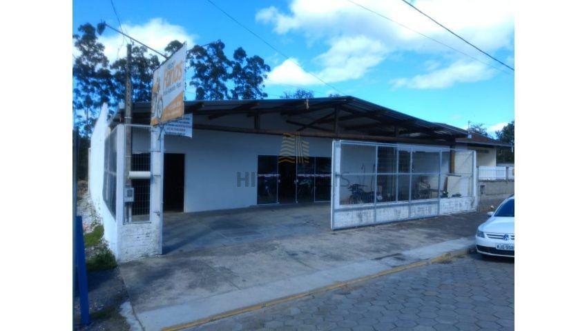 Sala Comercial, Vila Nova - Ituporanga/SC