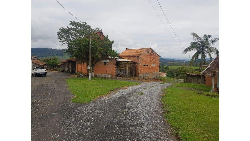 TERRENO RURAL - RIO BONITO - ITUPORANGA/SC